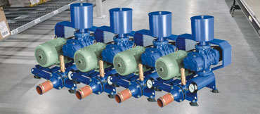 Root Pump Manufacturer in India