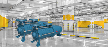 Sewage Treatment Plant Blowers Manufacturers in chennai